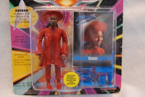 Star Generation Guinan Action Figure product image