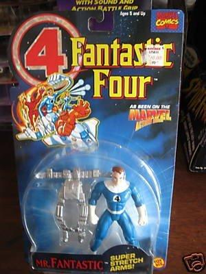 - Fantastic Four Animated Series Mr. Fantastic Super Stretch Arms