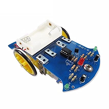 Amazon com: Exiron Intelligent Tracing Smart Car Chassis Kit Trace