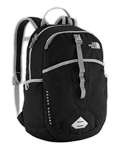 The North Face Unisex Recon Squash (Big Kid) Tnf Black/High Rise Grey One Size
