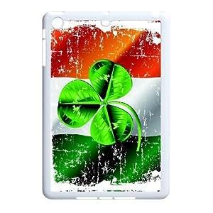 -ChenDong PHONE CASE- For Ipad Mini Case -Lucky Clover & Irish Flag-UNIQUE-DESIGH 5