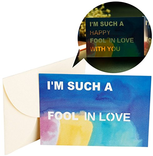 Personalized Love You Card, Love Confession Card,