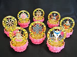 8 Auspicious Objects