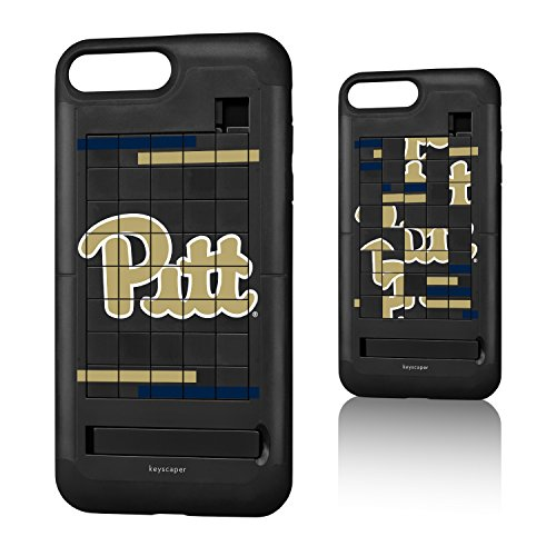 Pittsburgh Panthers iPhone 7 Plus / iPhone 8 Plus Puzzle Case NCAA - Square Panthers Pittsburgh
