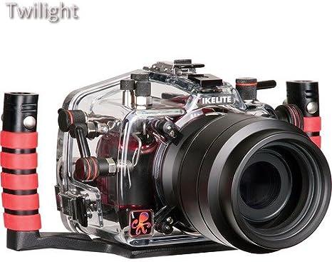 Ikelite 6801.32 Carcasa submarina para Nikon D3200 DSLR Cámara ...