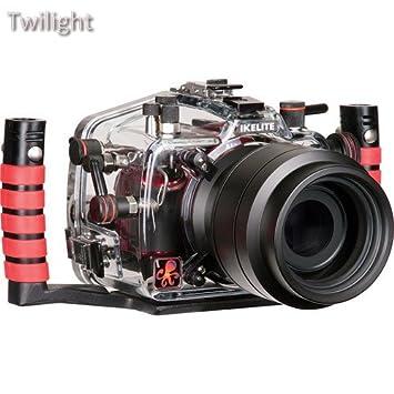Ikelite 6801.32 carcasa submarina para Nikon D3200 DSLR ...