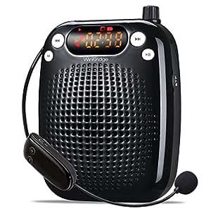 winbridge wireless voice amplifier for teachers with uhf wireless microphone 10w. Black Bedroom Furniture Sets. Home Design Ideas