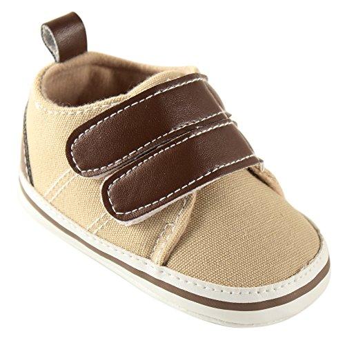 luvable-friends-canvas-hook-loop-boys-shoes-infant-tan-0-6-months-m-us-infant