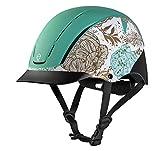 Troxel Spirit Performance Helmet, Mint Serenity, Medium