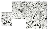 Palette 01: Black & White - New Monochrome Graphics