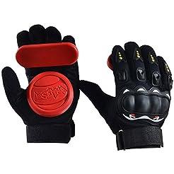 Forfar Skateboard Gloves Protector Armgu...