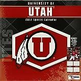 Utah Utes 2017 Calendar