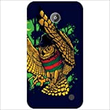 Nokia Lumia 630 Back Cover - Printed Designer Cases