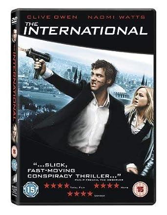 The International - Filmposter