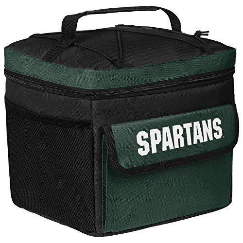 (FOCO NCAA Michigan State Spartansall Star Bungie Cooler, Michigan State Spartans, One Size)