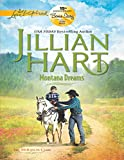 Montana Dreams (Love Inspired) by Jillian Hart front cover