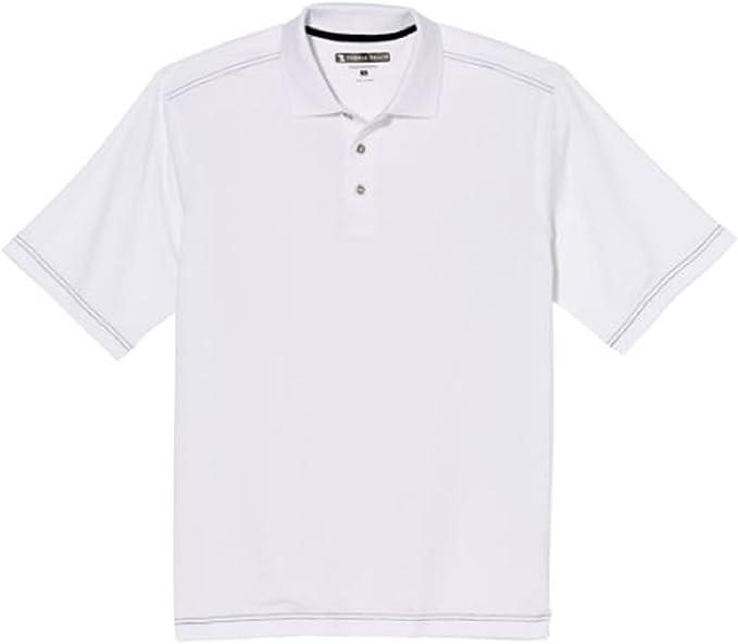 Pebble Beach Polo >> Amazon Com Pebble Beach Performance Golf Polo White Clothing