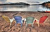 Photography Poster - Adirondack, Adirondack Chair