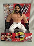 WWE Wrestling Superstar Seth Rollins 3-Count Crushers 8 Sounds & Phrases Hit Slam & Pin! Tilt Back To Activate 3-Count! Ages 6+ New In Unopened Box