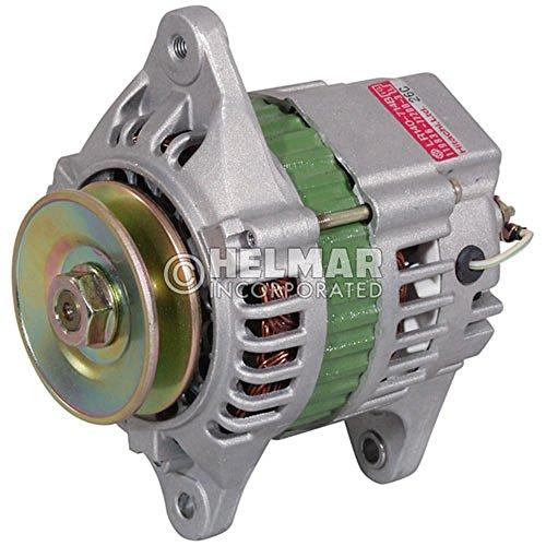Allis Chalmers Forklift Komatsu Alternator 8762506-NEW 12 Volt 40 Amp 4D94E Diesel Engine