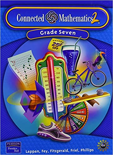 Prentice hall connected mathematics grade 7 single bind student prentice hall connected mathematics grade 7 single bind student editions hardcover 2006 student edition fandeluxe Image collections