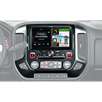 Alpine X110-SRA 10-Inch In-Dash Restyle System for 2014-Up GMC Sierra Trucks