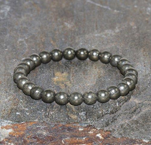 - The Money Maker Bracelet, AAA Grade Pyrite Bracelet, Prosperity Jewelry, Healing Crystals, 6mm Pyrite Jewellery, Abundance + Wealth + Success