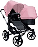 Bugaboo Donkey Complete Duo Stroller - Soft Pink - Aluminum