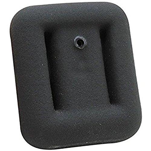 Vinyl Coated Lead Weights - Sea Pearls Black Vinyl Coated Lead Weights - 3 Lbs
