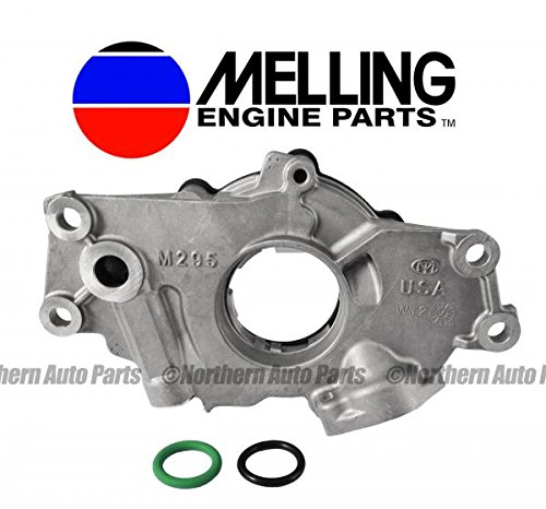 Ls2 Timing Chain - Melling M295 Replacement Oil Pump