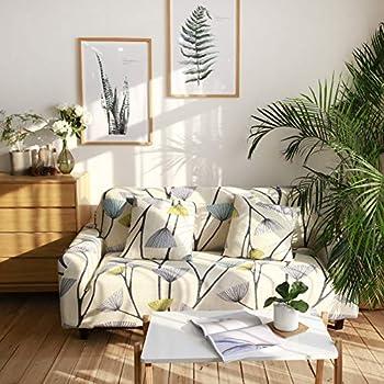 Amazon.com: HOTNIU Fundas de sofá elásticas – fundas de sofá ...