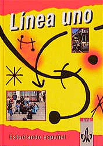 Linea uno, Schülerbuch