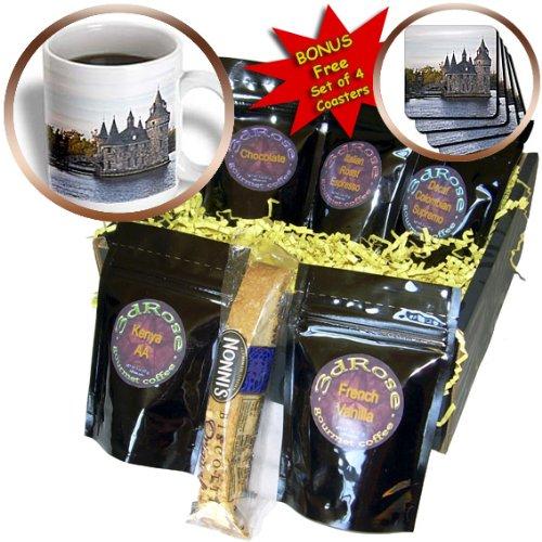 Danita Delimont - Castles - Boldt Castle, St Lawrence River, New York - US33 JRE0039 - Joe Restuccia III - Coffee Gift Baskets - Coffee Gift Basket (cgb_93099_1)