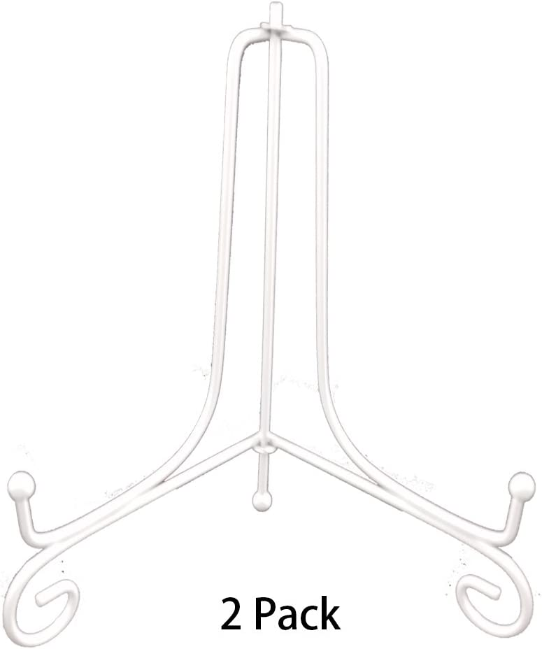 12\  Iron Large Plate Stand ...  sc 1 st  Amazon.com : large decorative plates and stands - pezcame.com