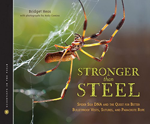 Stronger Than Steel Bulletproof Scientists product image