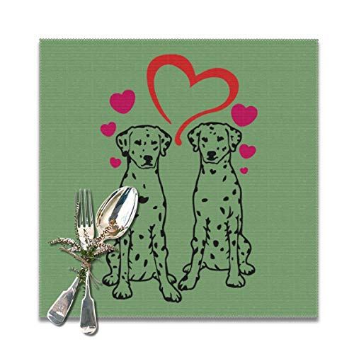 Roing Bo Dalmatian Dog Love 12