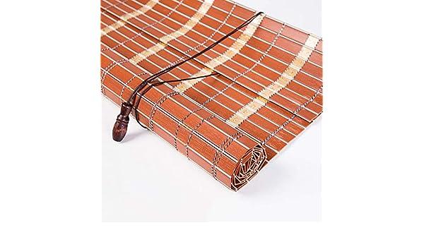 Roller Blinds Persianas enrollables para Ventana/Exterior con Cenefa, persiana Enrollable para Exteriores, Patio, Porche, Puerta, pergola, 60 cm/80 cm/100 cm/120 cm/140 cm de Ancho: Amazon.es: Hogar