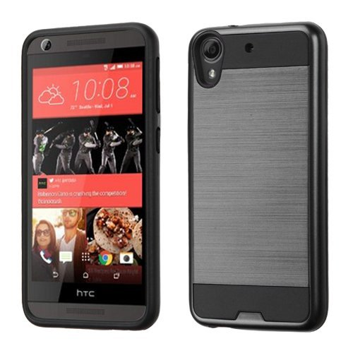 htc 625. amazon.com: desire 625 phone case, the smart choice (tm) htc case hard armor strong dual layer protection tough cover (black/black m): cell htc