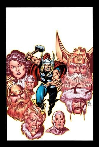 Download Essential Thor Volume 7 (Marvel Essential: Thor) pdf epub