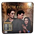 Cardinal The Twilight Saga Movie Series `NEW MOON` Board Game with Collectible Metal Cullen Crest Pieces