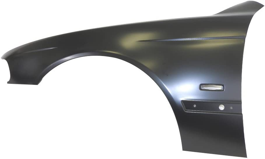 Titanium Plus Autoparts 1997-2003 Compatible With BMW M5 528i 540i 525i 530i Front Left Driver Side Fender BM1240120