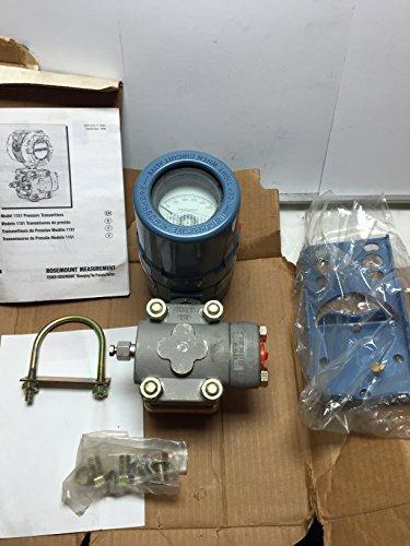 1151Gp4E22M1B3 Transmitter by Rosemount