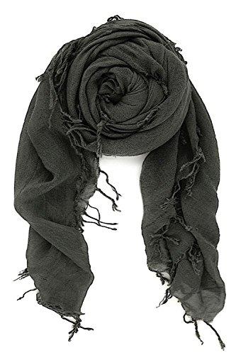 Silk Scarf New Shawl (Chan LUU NEW Urban Chic Cashmere & Silk Soft Scarf Shawl Wrap)