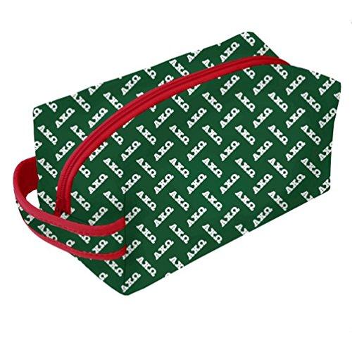 Alpha Chi Omega Neoprene Zipper Bag (Alpha Merchandise)