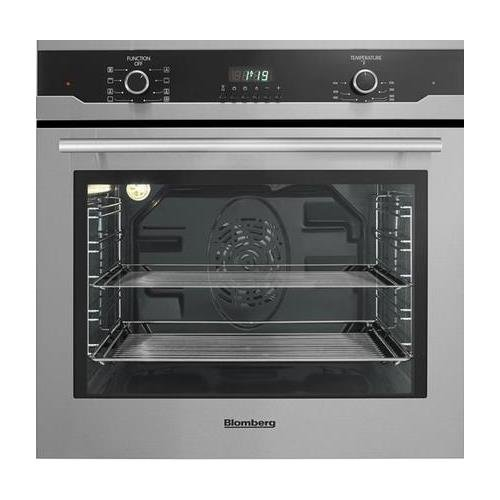 Blomberg BWOS24102SS 24'' Convection Wall Oven, Stainless Steel by Blomberg