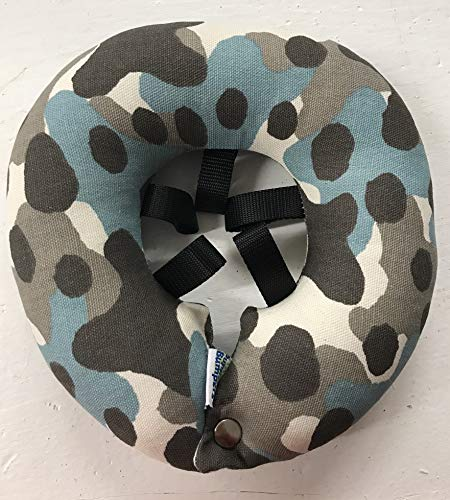 Puppy Bumpers Limited Edition Ultra Tough - Blue Gray Camo Pattern (10-13
