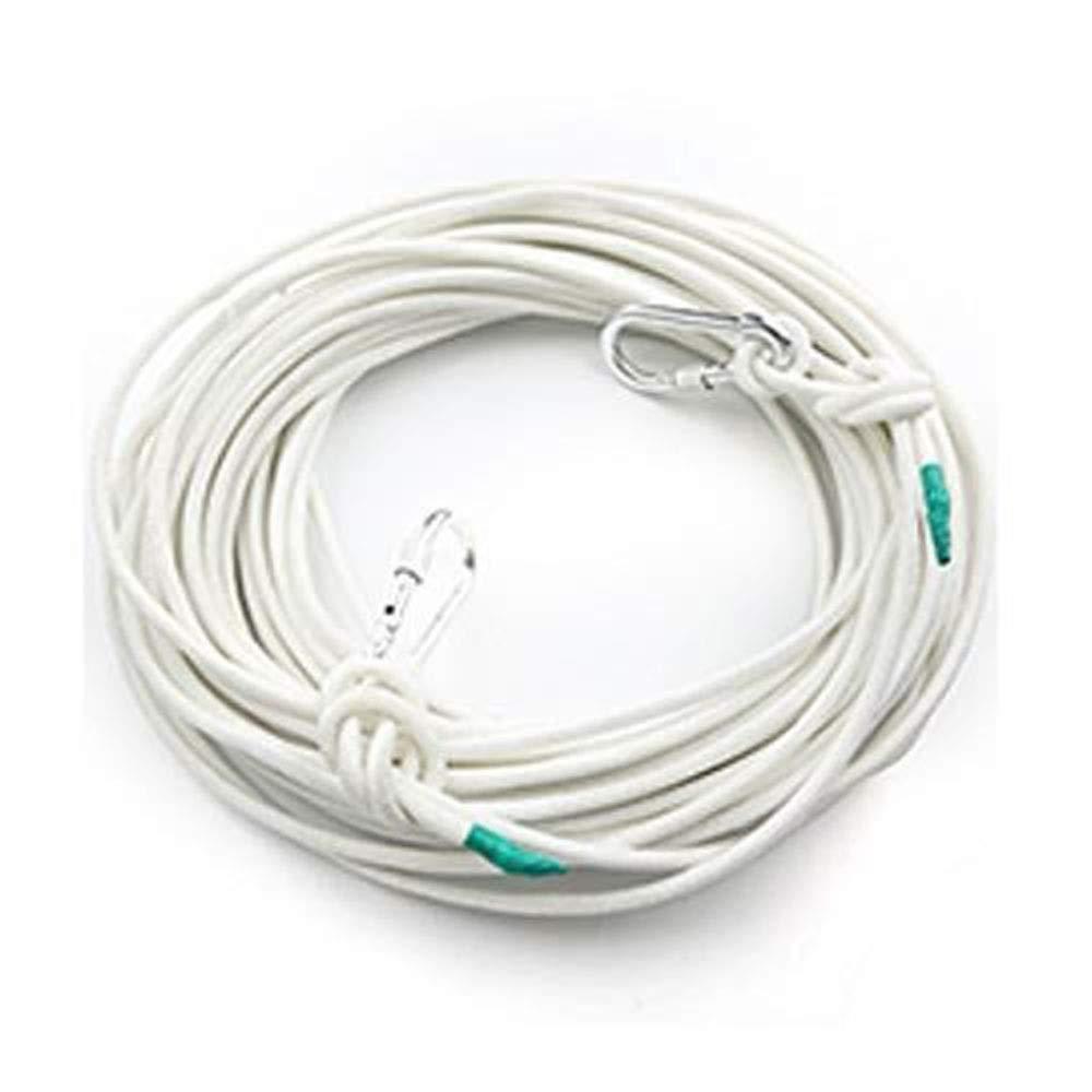 Blanc ZSMPY équipement De Plein Air Corde d'escalade Sauvage Corde De Survie Bracelet De Survie Corde Corde Bracelet Corde ZS 40m
