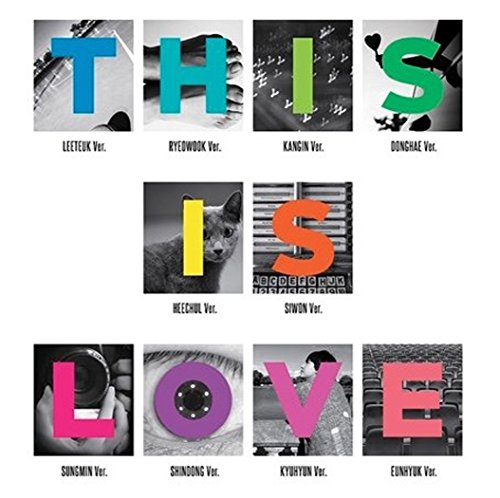 This Is Love 7: Special Edition (Random cover of 10 possible covers spelling: