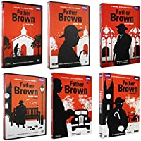 Mocei Father Brown :The Complete Series Season 1-5 (DVD, 2017 16-Disc Set)