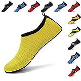 WXDZ Unisex Water Shoes Quick-Dry Barefoot Aqua Socks for Swim Beach Surf Pool Yoga Outdoor Exercise